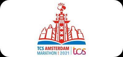 Logo Maratón Ámsterdam Travelmarathon.es