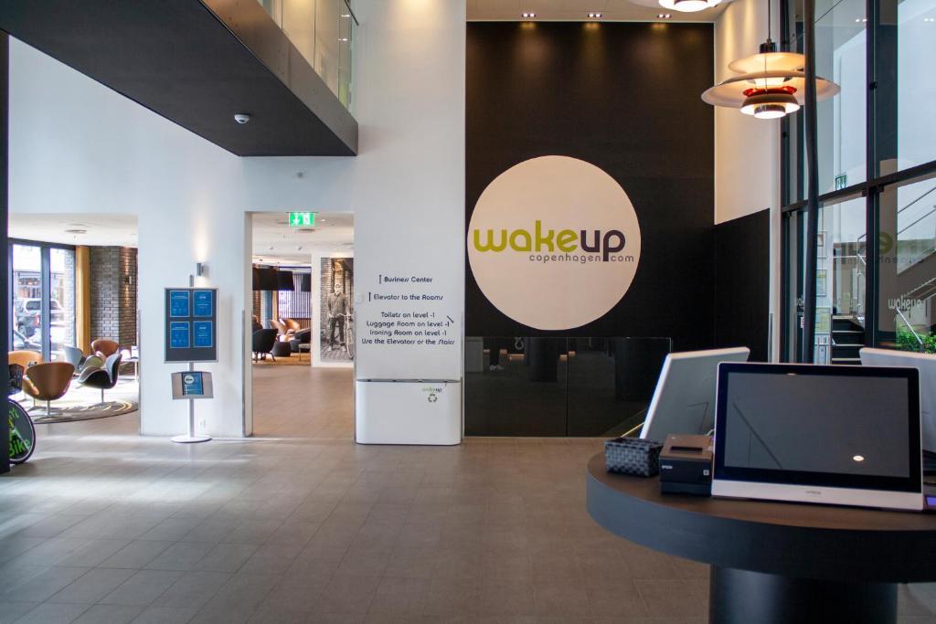 Recepción Wakeup Copenhagen - Borgergade Medio Maratón Copenhague Travelmarathon.es