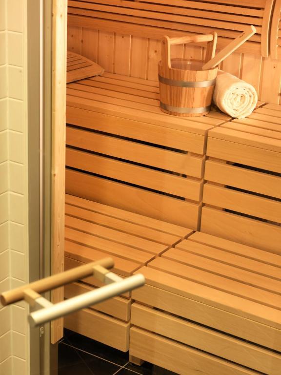 Sauna Best Western Plus Amedia Viena Maratón Viena Travelmarathon.es