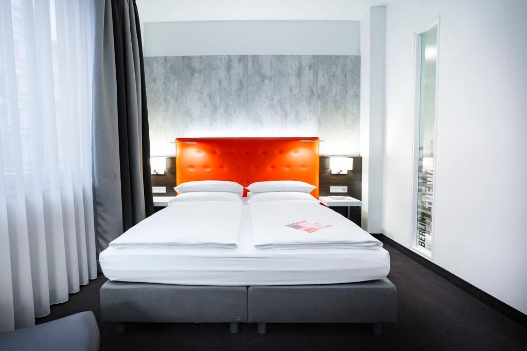 Habitación Doble Select Hotel The Wall Berlin Maratón Berlín Travelmarathon.es