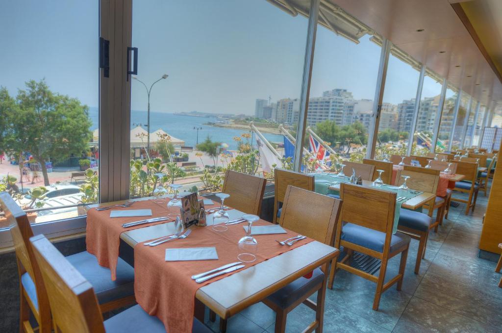 Restaurante Preluna Hotel Maratón Malta Travelmarathon.es